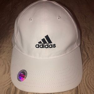 Adidas White Hat